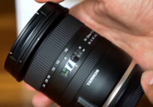The Tamron 10-24mm that you can use on your Nikon d5200 as a wide angle lens.