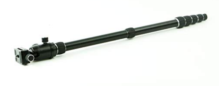 The detachable monopod leg of the Dolica tx570ds tripod.